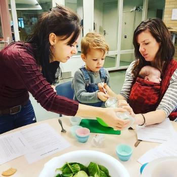Bimbi kinder kook school Vlaardingen