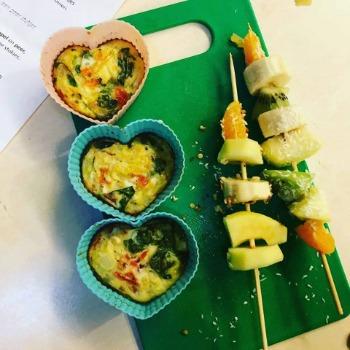 Leer kinderen koken en gezond eten